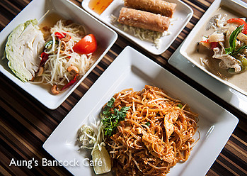 Aung's Bancock Cafe